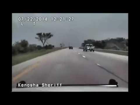 Kenosha Wisconsin Police Chase