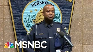 NC Police Officers' Racist Rant Caught On Tape: 'I Can't Wait' For Race War | All In | MSNBC