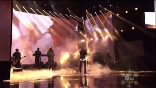 Kendrick Lamar, SZA American Music Awards 2013