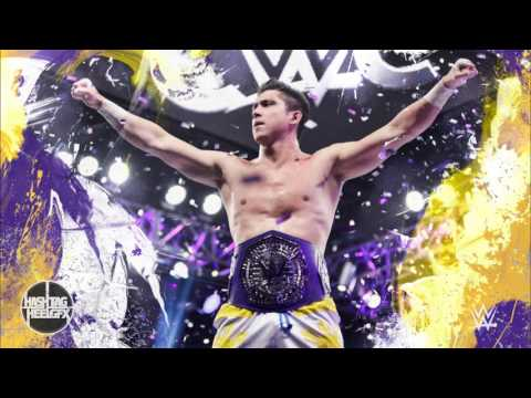 "2016: T.J. Perkins 1st WWE Theme Song - ""Devastate"" ᴴᴰ"