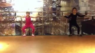 Урок классического танца. Первый год обучения 1