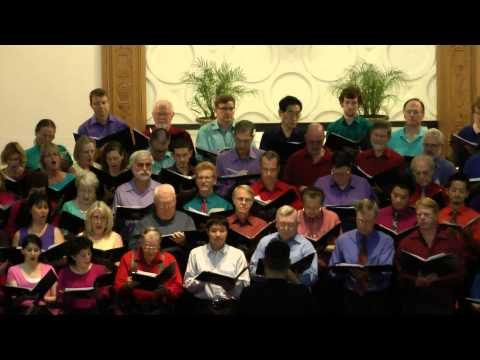 When in Our Music God is Glorified, Cupertino Chorus Magnus