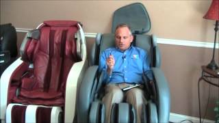 1st Time Use - Apex Ultra Massage Chair