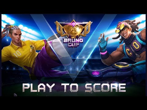 Mobile Legends  Bang Bang  Bruno Cup 2018