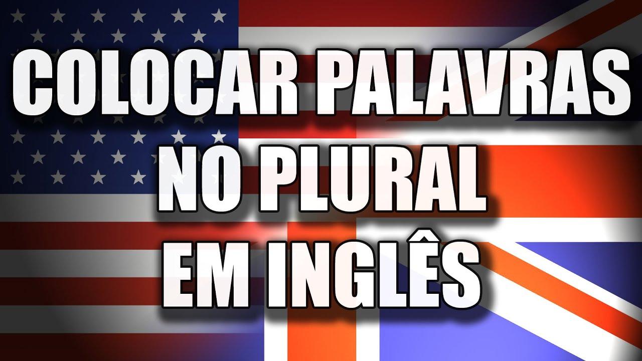 Armario Blanco Segunda Mano ~ Como colocar palavras no plural em ingl u00eas YouTube