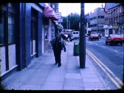 The Hitman - a Super 8 action film filmed in Liverpool in 1988