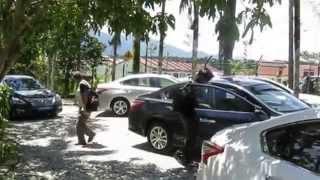 All-New Nissan Teana Drive in Malaysia