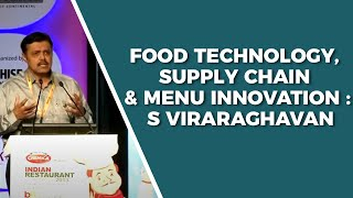 Food Technology  Supply chain   Menu