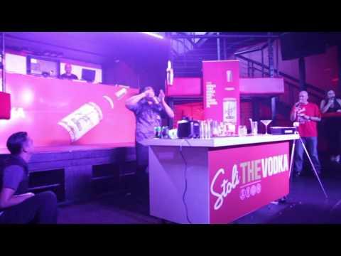 Stoli Bar Competition 2015 Guam
