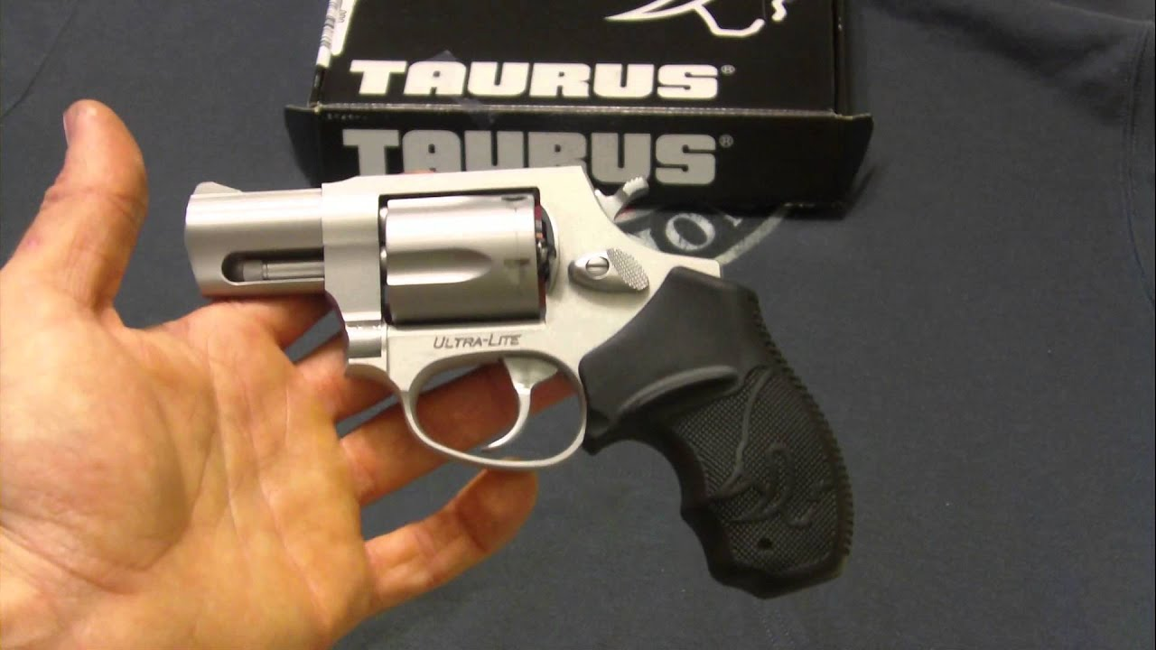 Taurus Model 85 Ultra Lite 38 Special