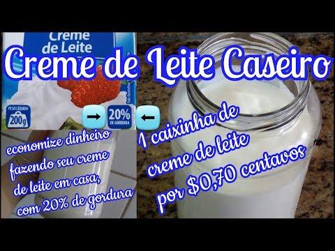 CREME DE LEITE CASEIRO FÁCIL E BARATO, TENHA O MELHOR CREME DE LEITE PARA GELADINHO GOURMET
