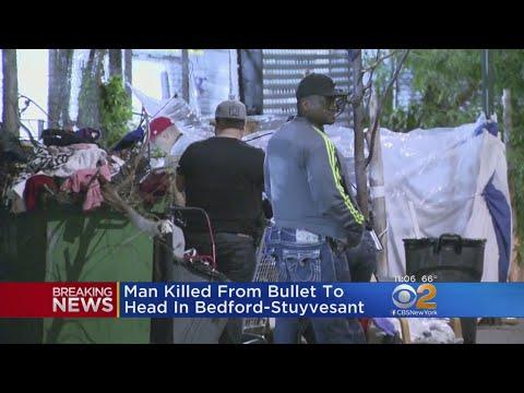 Man Shot, Killed In Bedford-Stuyvesant