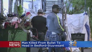 Man Shot, Killed In Bedford-Stuyvesant