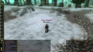 knight online yeni server manes ilk giriş tam komedi:D