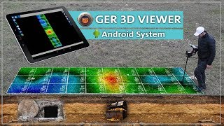 How to work on Ger 3d viewer Android version
