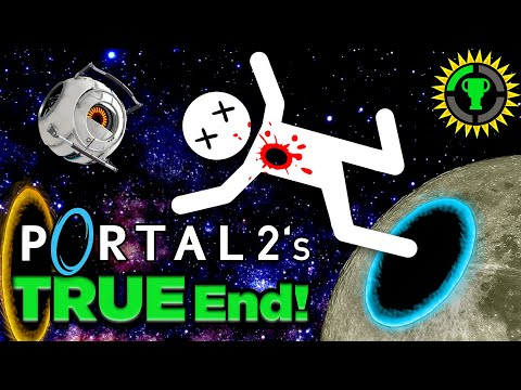 Game Theory: Portal 2, Does Chell DIE?