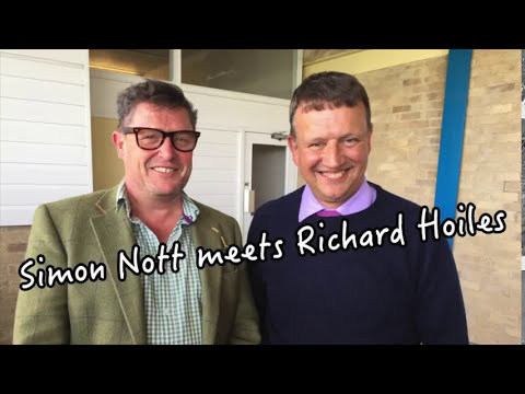 Interview: RICHARD HOILES  (part 2 of 3)