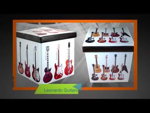 Music Gifts, Guitar Design