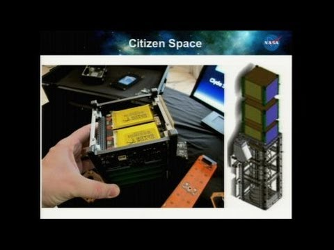DIY Spaceflight: Making Your Own Spacecraft