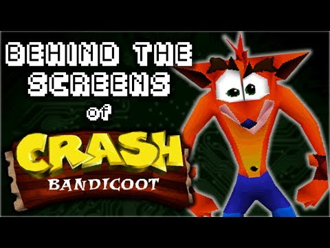 Crash Bandicoot's Design and Technical Achievement - Behind The Screens