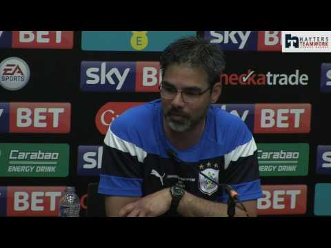Wagner revels in Huddersfield promotion