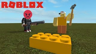 You Can't Build In ROBLOX Anymore