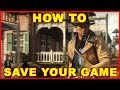 Red Dead Redemption 2: How to Save Your Game