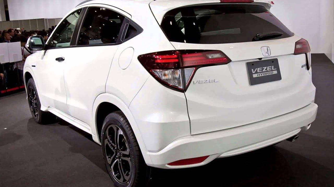 2015 model honda vezel honda vezel hybrid - YouTube