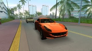 Gta Vice City how to install car mods