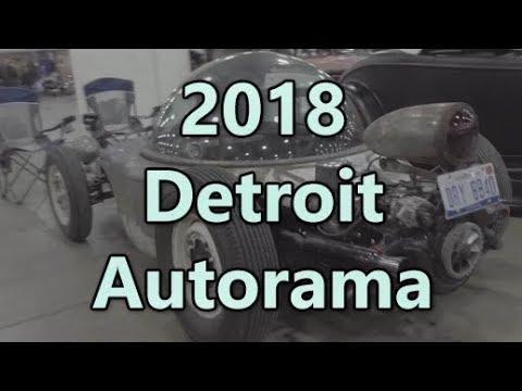Smartass Garage - 2018 Detroit Autorama at Cobo Hall