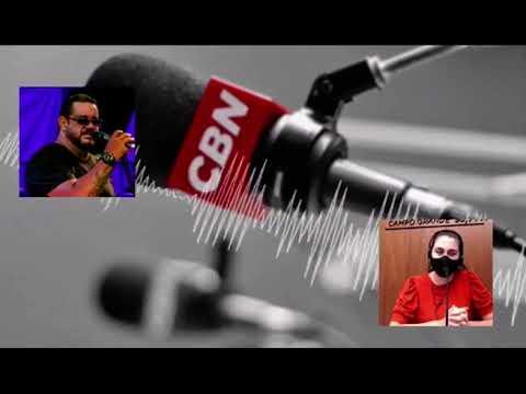 CBN CG (09/04/2021): Santhiago realiza live em memória do cantor Paulo Sérgio
