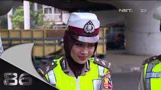 86 - Seorang ibu memberontak saat terkena razia Part 1 - Briptu Primasari Dewi