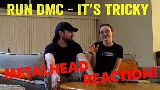 It's Tricky - RUN DMC (REACTION/REVIEW! by metalheads)