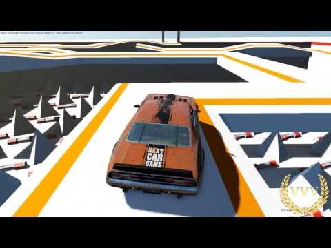 Next Car Game Sneak Peek Technology Demo 2 0 First Look Gameplay
