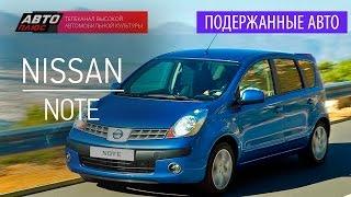 видео Тест драйв, обзор Nissan Note