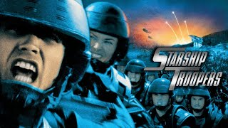 Carmen's Test Flight (7) - Starship Troopers Soundtrack