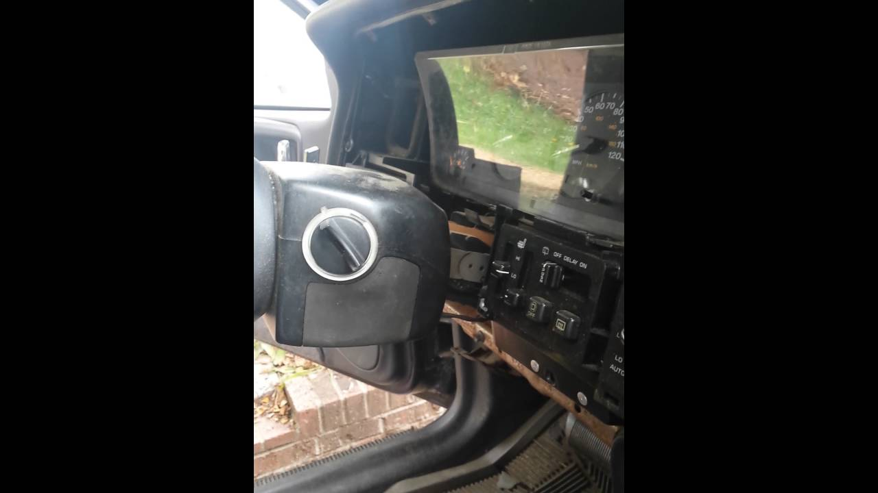 1997 Jeep Grand Cherokee Turn Signal Relay