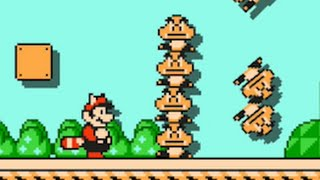 Super Mario Maker: More Classic Levels Return