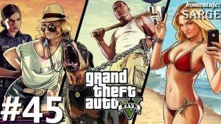 Zagrajmy w GTA 5 (Grand Theft Auto V) odc. 45 - KONIEC GRY (Zakończenie C)