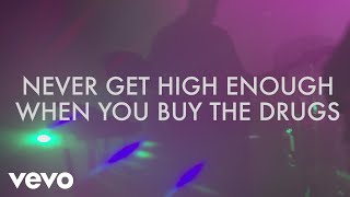 The Brinks - Never Get High Enough When You Buy The Drugs (Live From The Bunker)