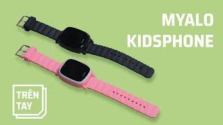 Đồng hồ thông minh myAlo KidsPhone KS72C