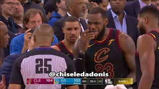 NBA Playoff NBA Finals Game 1 Game Highlight Commentary 5/31/18