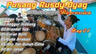 RUSDY OYAG FULL ALBUM BAG1 (LIVE SHOW ARJASARI)