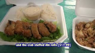 Today I'm going to Fresh Catch, a poke deli in Kaimuki selling seaf...