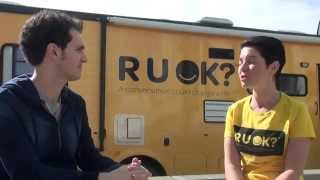 Get On The Bus! An Interview With The 'R U OK?' Road Trip Team