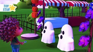 New 3D Cartoon For Kids  Dolly And Friends  Happy Halloween