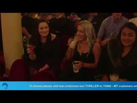 Thriller in the Villa 2017