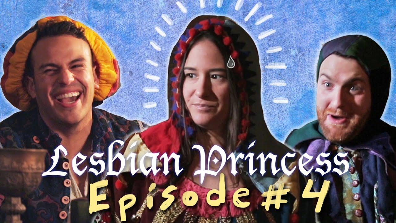 Lesbian Princess - Episode 4