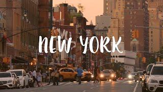 뉴욕 일상 브이로그 / 카페와 미술관 산책, 해질녘 웨…
