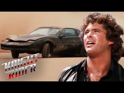 Stranded - Escape The Desert | Knight Rider
